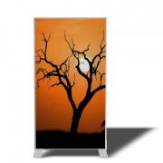 EasyScreen – Oranje boek met boom
